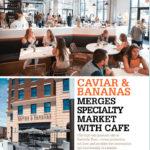 Caviar and Bananas chose Arctic Walk-Ins for their Nashville location